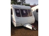 Swift lifestyle 530 2004 4 berth with full awing