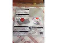 Flat cooker hood filter, free