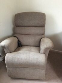 Lovely comfortable Recliner chair