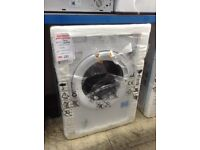 Beko white washing machine. 9kg 1400spin A+++ energy rated. New in package 12 month Gtee