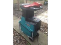 Bosch AXT 25 TC Garden Chipper / Shredder
