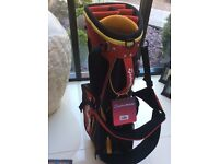 New golf bag unwanted gift