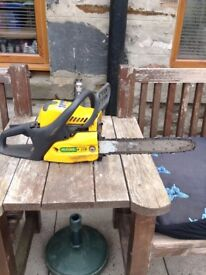 ALPINA P370 PETROL CHAINSAW