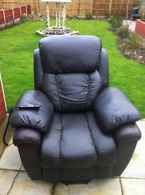 riser recliner chairs x 2