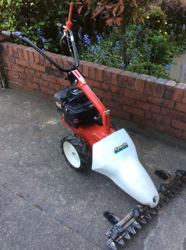 Sickle / Scythe Mower Apache M210 powered by Briggs & Stratton Petrol  Engine | in York, North Yorkshire | Gumtree