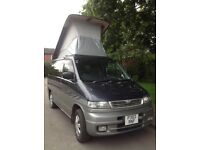 1997 Mazda Bongo, 2.5 TD AWD AFT, used daily as MPV but also great camper.