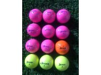 Golf balls for sale or exchange