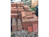 Used Marley roof tiles for sale.