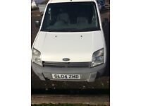 Reliable Ford Transit Connect van for sale