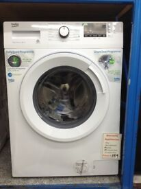 Beko 8kg washing machine 1400 spin A+++ £189 12 month Gtee