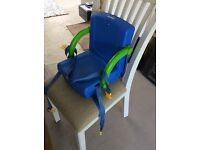 TOMY booster seat