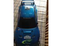 Remote control Subaru