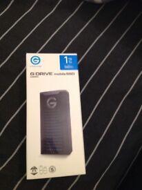 G-DRIVE Mobile SSD 1TB