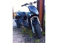 Yamaha ew50 slider 70cc mbk stunt aerox jog scooter moped bws