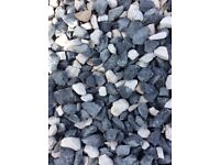 20 mm skylar garden and driveway chips/ stones/ gravel