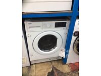Integrated washer dryer new graded 12 months gtee £329