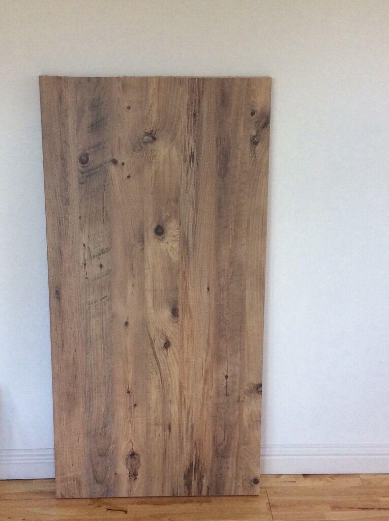 b q kitchen worktop offcut mississippi pine in. Black Bedroom Furniture Sets. Home Design Ideas
