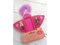 Bratz Fashion Plates, Fashion Maker Design Studio, girls, children's creative toy, game