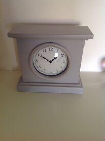 Grey clock