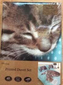 Brand new king size duvet cover