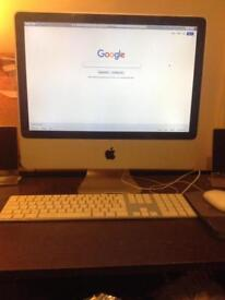 "Apple iMac 20"" Screen"