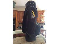 Powakaddy golf bag.