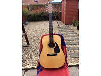 Fender Gemini ii Acoustic Guitar 1987