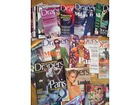 Drapers Record and Menswear Magazines 2003/2004