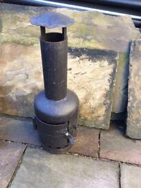 Outdoor stove/CHIMENEA