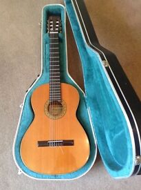 Granados Spanish Guitar with Guitar Case