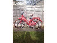 Ladies Ridgeback Hybrid Bicycle