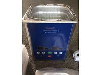 Eumax Ultrasonic Cleaner 2Lt LED BRAND NEW IN BOX WILL POST. BEAUTY SALONS, JEWERLLY & TATTOO STUDIO