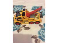 Toys jcb, police etc