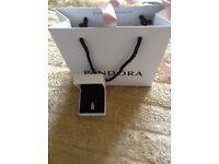 Pandora R Dangle Charm