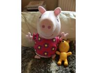 Hide and seek peppa pig