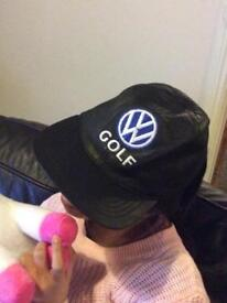 VW GOLF CAP