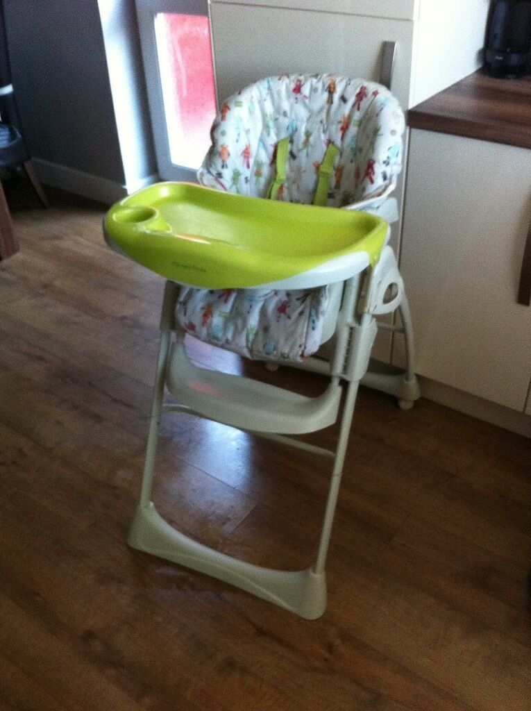 Baby mamas and papas high chairin Arnold, NottinghamshireGumtree - Mamas and papas zest high chair in great condition from a pet and smoke free home. Great for feeding your baby. Comes with a storage part that folds underneath too, to store toys and bibs