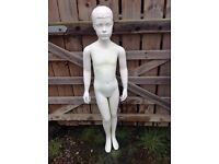 Hansboot Children Mannequins- Ages 5-6 And 8 Year Old Available Halloween Or Christmas Props