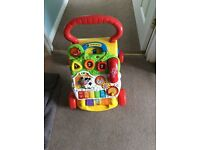VTech Baby Walker £5 Collection Chessinton