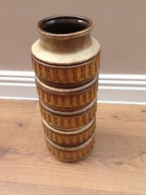 Vintage West German Umbrella Stand/Vase