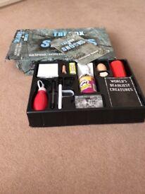 The box of shocks magic set