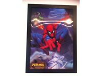 Large Marvel 3D framed pictures £50.00 Each Picture.