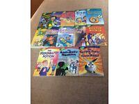 Treetop books for older children -13 books