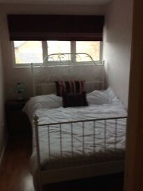 Small double room to let Mon-Fri
