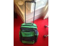 Blue & Green brand new Children's travel bag