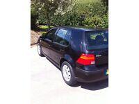 Volkswagen Golf mk4,automatic, 5 door hatchback 1.9 pd TDI, 5speed aut. FRESH MOT