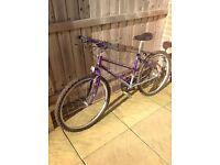 Raleigh Cassis Ladies Hybrid Bike