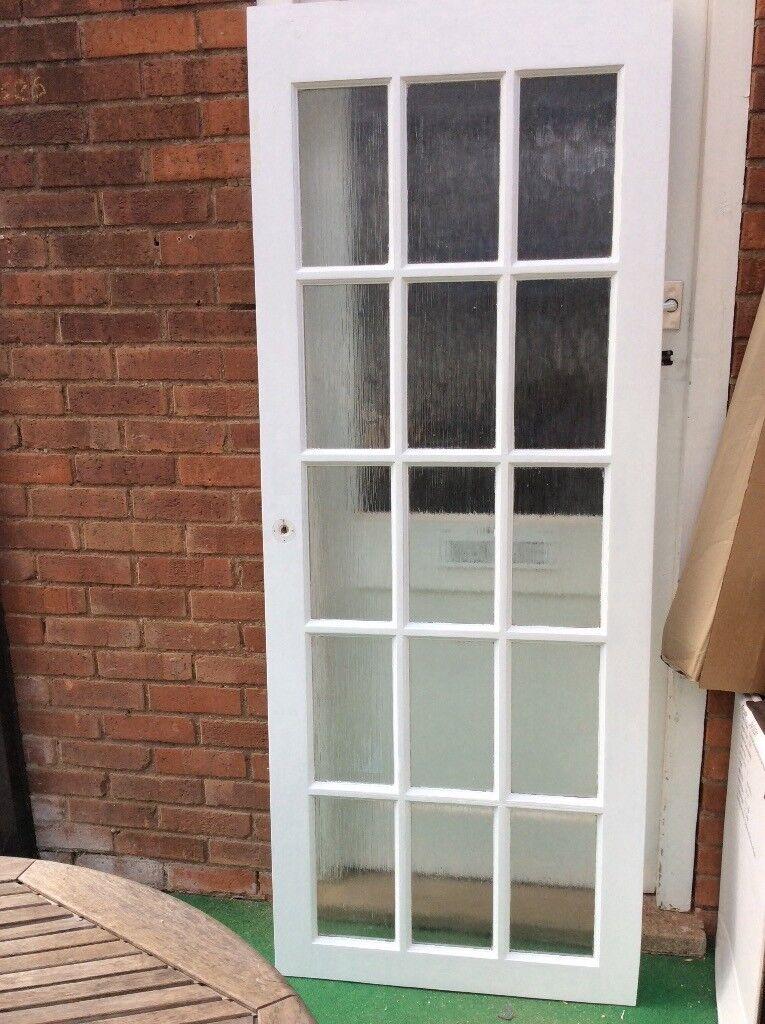 15 Panel Glazed Door In Malvern Worcestershire Gumtree