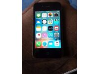 iPhone 4s 16gb GiffGaff Network