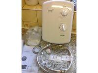 Triton Ivory 2 electric shower brand new 8.5kw
